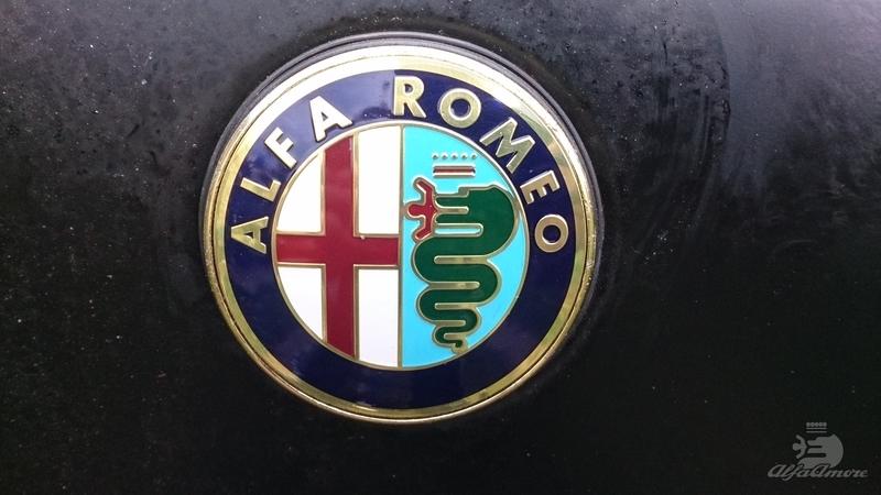 Alfa romeo 156 embléma