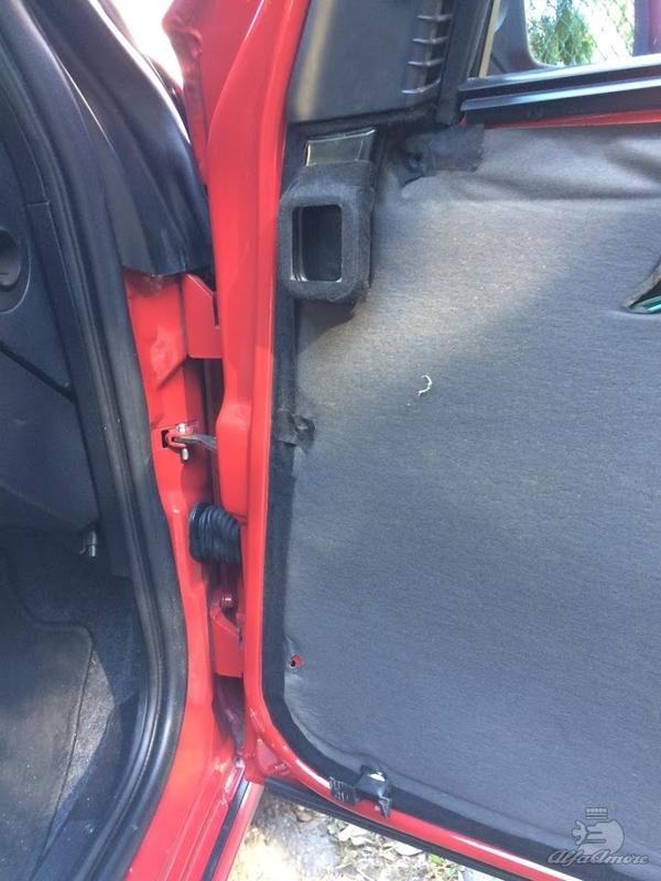 Autó ajtókilincs javítás