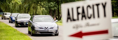 AlfaCity 2020 - the biggest Alfa Romeo meeting