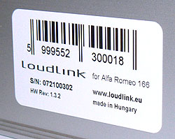 loudlink bluetooth adapter 159