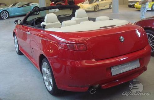 gt cabriolet after eight years alfa amore online alfa romeo community. Black Bedroom Furniture Sets. Home Design Ideas