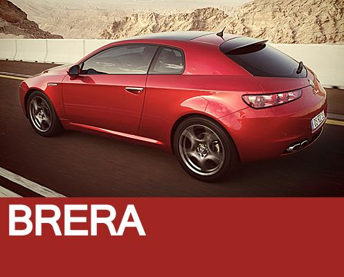 Alfa Romeo Brera/Spider