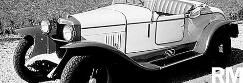 Alfa Romeo RM